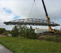Buck Street Bridge Installation