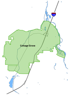Cottage-Grove-Service-Map