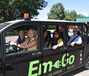 EmGo Electric Car