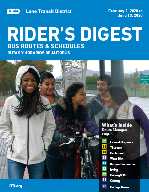 Riders Digest Cover Image